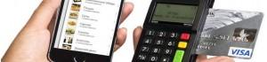 Мобильный терминал для оплаты банковскими картами