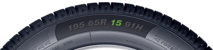 Маркировка шин и автомобильных покрышек