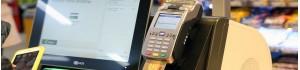 Установка терминала для оплаты банковскими картами в магазине