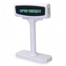 Дисплей покупателя Дисплей покупателя Mercury PD-1200VFD White