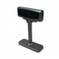 Дисплей покупателя Дисплей покупателя Mercury PD-1200VFD Black
