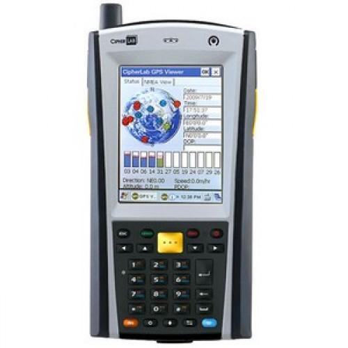 CipherLab CPT-9600 / 9672-L, Win CE 6.0 Prof Рус, WiFi, BT, VGA, 2700mAh, лазерный счит, 29 кнопок