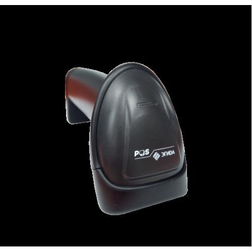 EgiPos 2D BT, ручной, USB кабель, USB адаптер