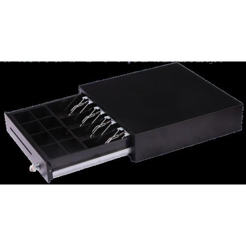 HS-410-B черный, 410*415*100, 24V