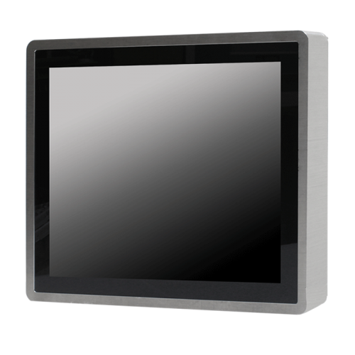 """KINGDY, защищенный, алюминиевый корпус / 19"""" сенсорный, IP66, процессор D-J1900,водонепроницаемые разъемы,3х USB, 2х RS232, 2х GLAN, GP190P030S"""