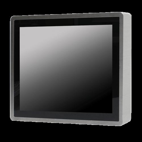 """KINGDY, защищенный, алюминиевый корпус / 15"""" сенсорный, IP66, процессор D-J1900,водонепроницаемые разъемы,3х USB, 2х RS232, 2х GLAN, GP150P030S"""