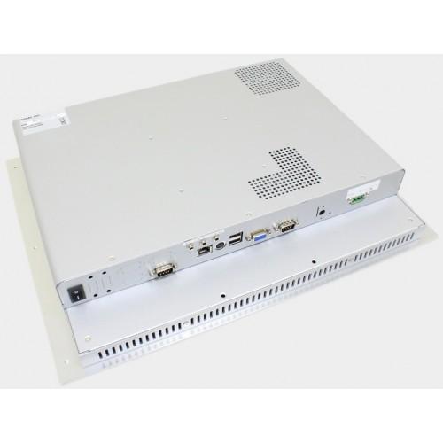"""KINGDY, защищенный / 19"""" сенсорный, IP65, процессор D-J1900, 4 x USB, VGA, LAN, RS232, линейный выход, вход MIC, SP190R005S"""