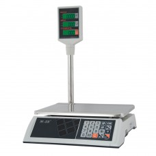 """Весы M-ER 327 ACP-32.5 """"Ceed"""" LCD Белые"""