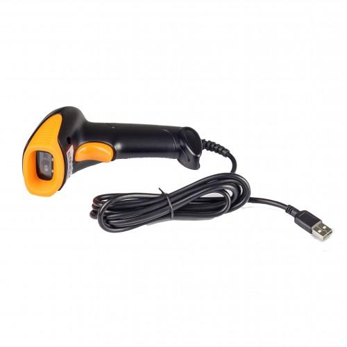 МойPOS MSC-6614С2D USB Black