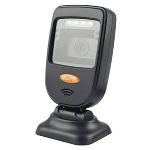 МойPOS MSC-6608C2D USB Black