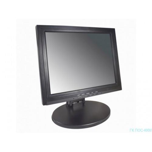 """LCD 15"""" OL-1502, сенсорный, черный / COM, с подставкой OL-81"""