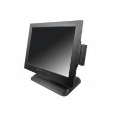 """Монитор LED 15"""" OL-1503, сенсорный, черный / USB, без подставки, 5W"""