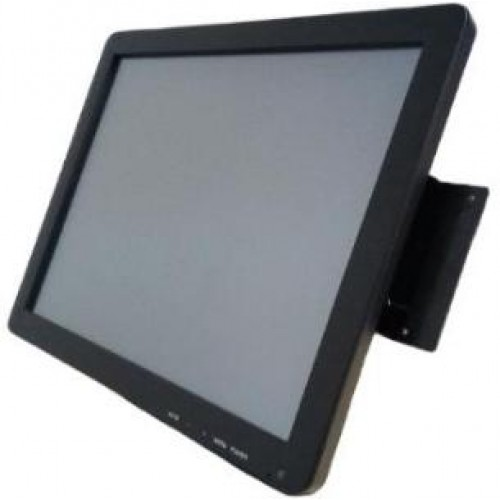 "LCD 15"" OL-1504, сенсорный, черный / USB, без подставки, 5W"