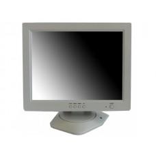 """Монитор LCD 12 """" OL-N1202(old), вращающаяся подставка / белый"""