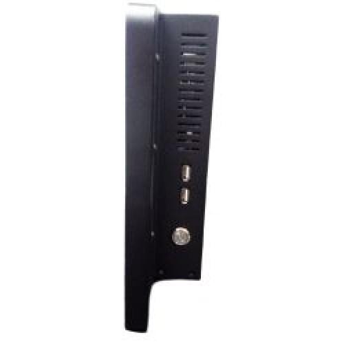 "OL-P07, 15"" сенсорный, настенный / 4Gb, SSD, USB (5W) TrueFlat, LED, J1900/2xCOM"