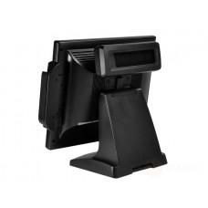 Дисплей покупателя Poscenter POS335; VFD 2*20, черный; (P073V220D071)