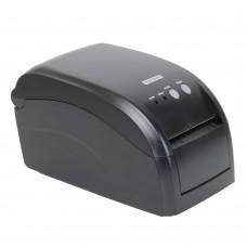 """Принтер этикеток POScenter PC-80USE (прямая термопечать; 203dpi; 2""""-3""""; 150мм/сек; 4MB/8MB; USB, Ethernet, RS232) отделитель, черный"""