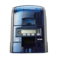 Принтер этикеток Datacard SD260, односторонний, лоток на 100 карт, USB/Ethernet