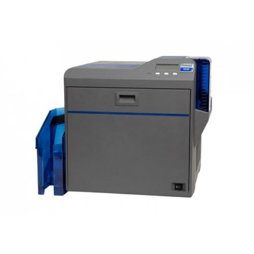 Datacard SR300, Полноцветный, Двусторонний ретрансферный. USB, Ethernet