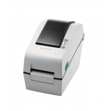 """Bixolon SLP-D220D (термопечать;203dpi; 2"""";152мм/сек;4MB/8MB;USB,RS232)отделитель, белый"""