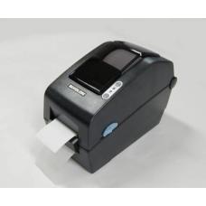"""Bixolon SLP-D220DG (термопечать;203dpi; 2"""";152мм/сек;4MB/8MB;USB,RS232)отделитель, черный"""