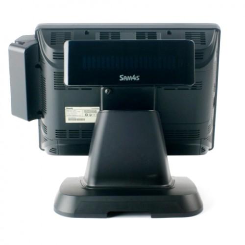 """Sam4s SPT-4740, 15"""" сенсорный, черный / 2Gb, no HDD, OEM (no logo), SPT-4740"""