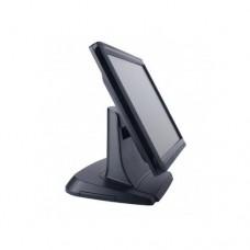 """Монитор LCD 15"""" Sam4s SPM-T15MNB, сенсорный (USB), черный, с ридером магнитных карт"""