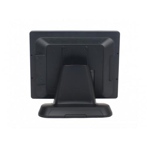 """LCD 15"""" Sam4s SPM-T15MNB, сенсорный (USB), черный, с ридером магнитных карт"""