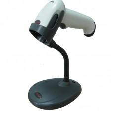 Сканер штрих-кода Honeywell 1250g Voyager LITE / USB, белый, с подставкой