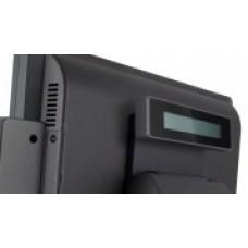 """Дисплей покупателя Штрих VFD 2x20 белый для сенсорных терминалов и POS-систем """"ШТРИХ-TouchPOS""""/iTouch 485 TrueFlat"""