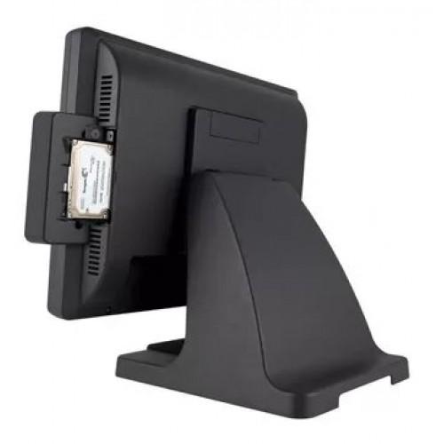 """ШТРИХ-TouchPOS/iTouch 485 Lite чёрный (15"""" TFT, Intel Atom DualCore D525 1.8 ГГц Fanless, ОЗУ 2 Гб, HDD от 320 Гб, считыватель магнитных карт (MSR) на 3 дорожки, без ДП, без ОС)"""