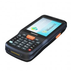 "Терминал сбора данных  Urovo i6100 / 2D Imager, Windows CE 6.0, Bluetooth, Wi-Fi, RAM 256MB/ROM 4GB, 3.2""240x 320, 32 кл, 4500 mAh, IP 54, MC6100S-SH2S1E0000"