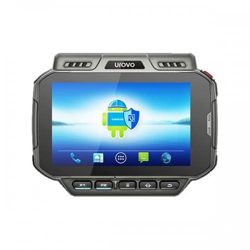 "Urovo U2 / MCU2-000S7E0000, Android 7.1/Без сканера/B /Wi-Fi/4G (LTE)/GPS/8.0 MP/RAM 2/16 GB /4.0""/480 x 800/6 кл/ 2950/mAh 3.8V/275 g/IP 65"