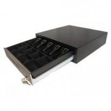 Денежный ящик DS-2055 / черный, Штрих