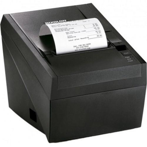 """Bixolon SRP-330COSG (термопечать; 203dpi;3"""",USB,USBhost,Ethernet, Parallel), черный"""
