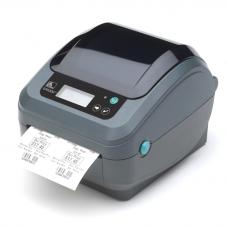 "Принтер этикеток Zebra GX420d, DT, 4"" / 203 dpi, COM/USB/Ethernet, GX42-202420-000"