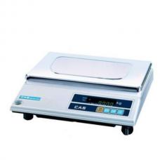 Весы CAS AD / 25 кг, COM, без стойки, AD-25