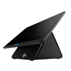 "POS-моноблок Datavan Tango T-615W Intel Celeron J1900, 2.0/2.4 GHz,15"" PCAP, DDR3 4G, SSD 64GB, поворотный, черный, ридер MSR, без ОС"