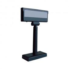Дисплей покупателя POSua LPOS-II-VFD / COM, черный, питание от ПК