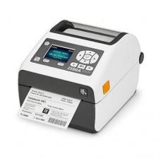 "Zebra ZD620d, DT, 4"" / 300 dpi, COM/USB/Ethernet/USB-host, Bluetooth, ZD62043-D0EF00EZ"