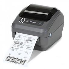 """Zebra GK420d, DT, 4"""" / 203 dpi, COM/USB/LPT, отделитель, GK42-202521-000"""