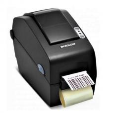 """Bixolon SLP-D223DEG (термопечать;300dpi; 2"""";100мм/сек;4MB/8MB;Ethernet;RS232)отделитель, черный"""