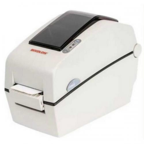 """Bixolon SLP-D223DE (термопечать;300dpi; 2"""";100мм/сек;4MB/8MB;Ethernet;RS232)отделитель, белый"""
