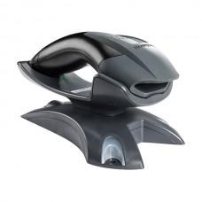 Сканер штрих-кода Honeywell 1202G BT KIT / USB, с радиобазой и кабелем, черный