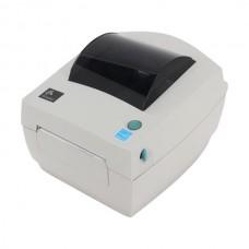 Принтер этикеток Zebra GC420d (203 dpi, RS232, USB, LPT, Отделитель, белый)