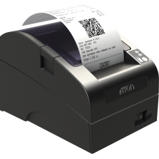Онлайн-касса  АТОЛ FPrint-22ПТК. Черный. Без ФН/Без ЕНВД. RS+USB+Ethernet (2.5)