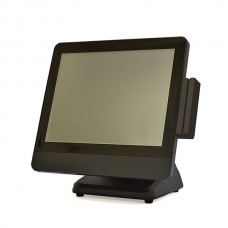 "POS-моноблок АТОЛ ViVA Smart [E715, 15"", P-CAP, Intel Celeron J1900 2.0/2.4 GHz, SSD, 2 GB DDR3], Ридер магнитных карт, без ОС"