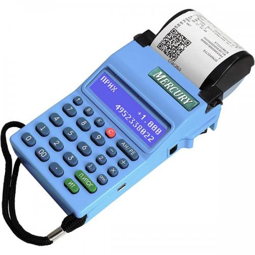 «Меркурий-180Ф» без ФН-1 (RS-232, USB, GSM, WI-FI, АКБ)