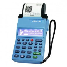 Онлайн-касса ООО на ОСН дешевые  «Меркурий-180Ф» без ФН-1 (RS-232, USB, GSM, WI-FI, АКБ)