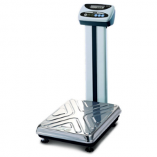 Весы CAS DL / 100 кг, COM, со стойкой, DL-100